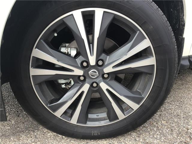 2019 Nissan Pathfinder Platinum (Stk: A8306) in Hamilton - Image 2 of 12