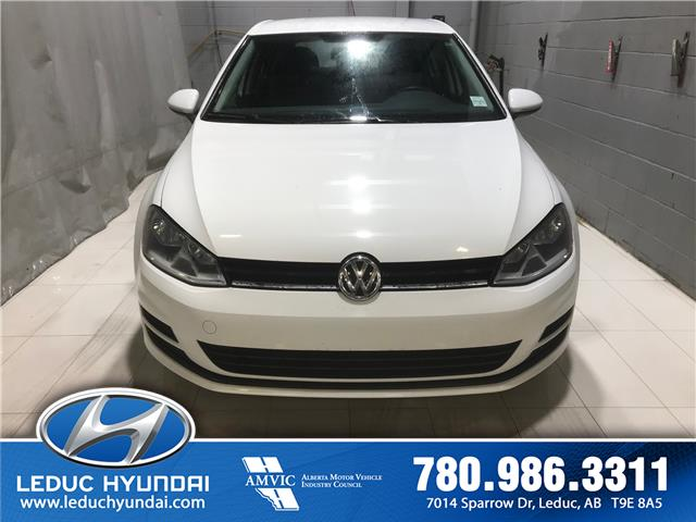 2017 Volkswagen Golf 1.8 TSI Trendline (Stk: PL0168) in Leduc - Image 1 of 8
