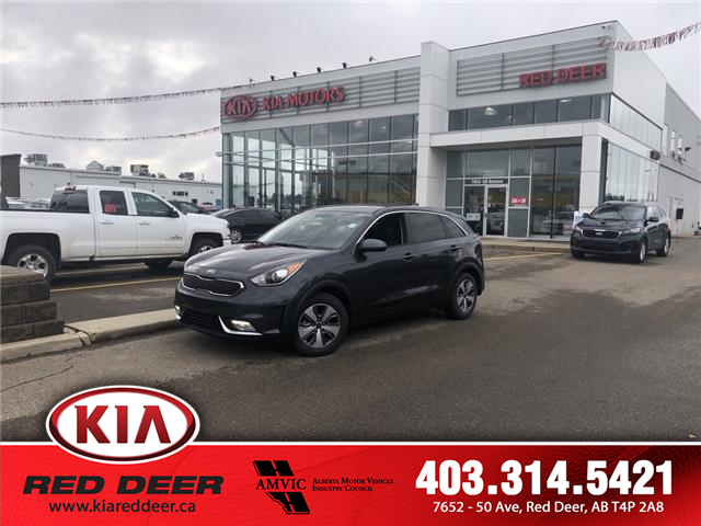 2019 Kia Niro L (Stk: P7573A) in Red Deer - Image 1 of 21