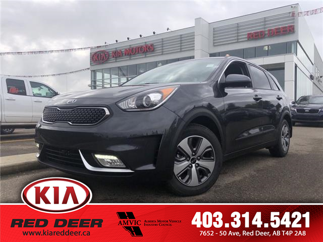 2019 Kia Niro L (Stk: P7573A) in Red Deer - Image 2 of 21