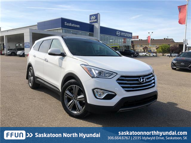2013 Hyundai Santa Fe XL Limited (Stk: 40084A) in Saskatoon - Image 1 of 30