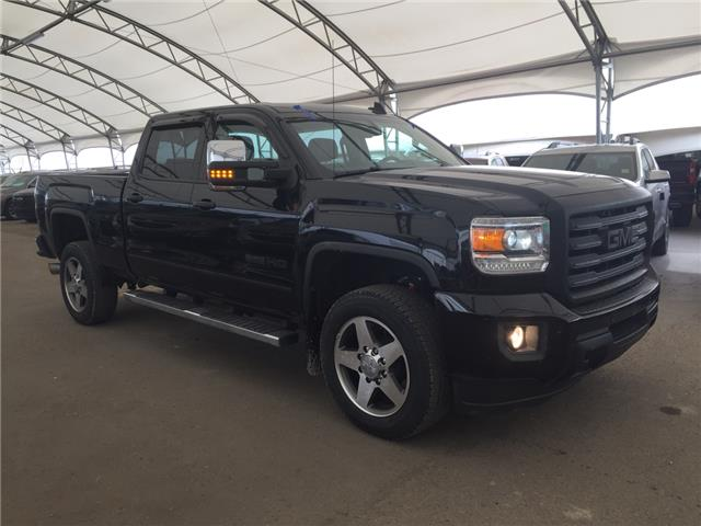 2016 GMC Sierra 2500HD SLT (Stk: 149292) in AIRDRIE - Image 1 of 34