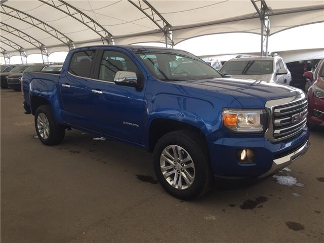 2018 GMC Canyon SLT (Stk: 157824) in AIRDRIE - Image 1 of 27