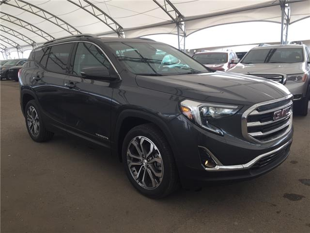 2019 GMC Terrain SLT (Stk: 176795) in AIRDRIE - Image 1 of 34