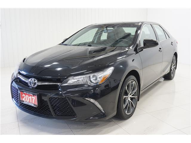 2017 Toyota Camry XSE (Stk: P5528) in Sault Ste. Marie - Image 1 of 26