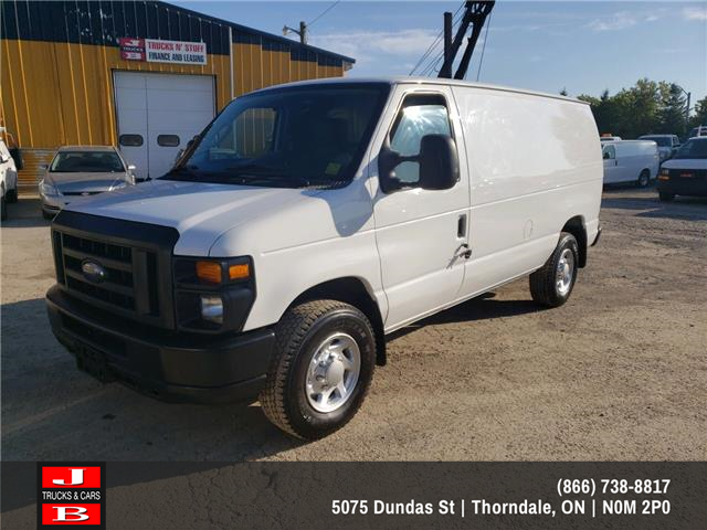 2012 Ford E-350 Super Duty Commercial (Stk: 5832) in Thordale - Image 1 of 10