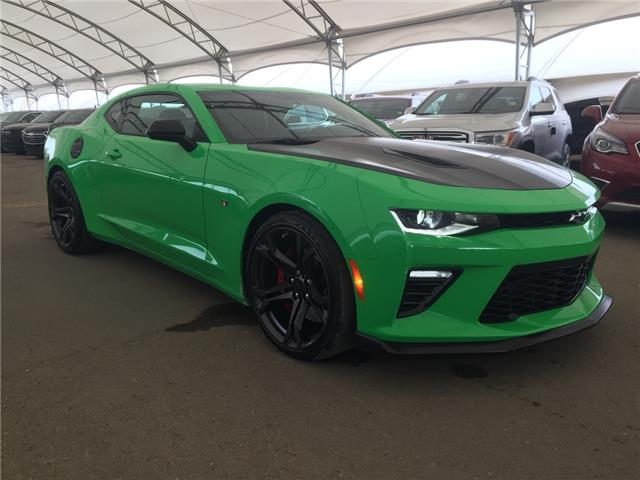 2017 Chevrolet Camaro 1SS (Stk: 153486) in AIRDRIE - Image 1 of 27