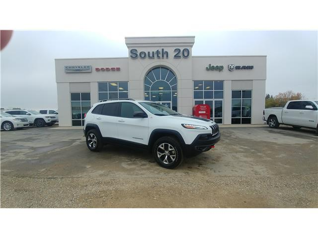 2016 Jeep Cherokee Trailhawk (Stk: 32522A) in Humboldt - Image 1 of 2