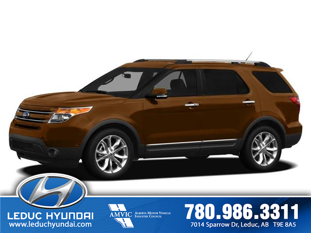 2012 Ford Explorer Limited (Stk: 9TC9995B) in Leduc - Image 1 of 2