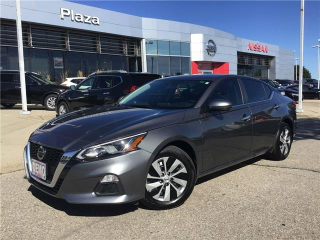 2019 Nissan Altima 2.5 S (Stk: A7642) in Hamilton - Image 1 of 26
