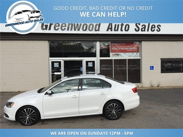 2013 Volkswagen Jetta 2.0 TDI Highline (Stk: 13-06354) in Greenwood - Image 1 of 17