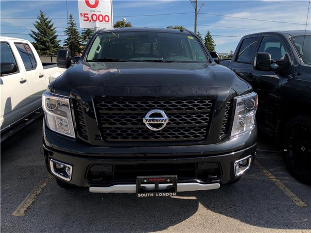 2019 Nissan Titan PRO-4X (Stk: 319002) in London - Image 2 of 5