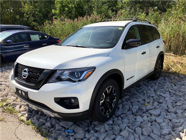2019 Nissan Pathfinder SV Tech (Stk: 519023) in London - Image 1 of 5
