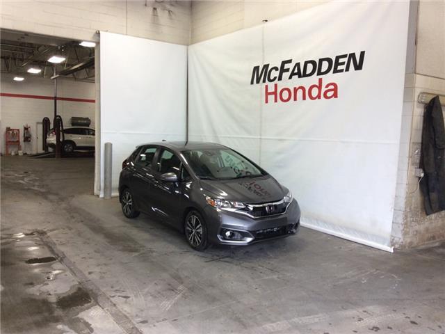 2019 Honda Fit EX-L Navi (Stk: 2024) in Lethbridge - Image 1 of 11