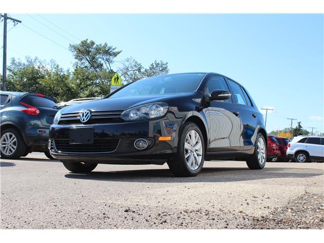 2012 Volkswagen Golf 2.0 TDI Comfortline (Stk: P1726) in Regina - Image 2 of 20