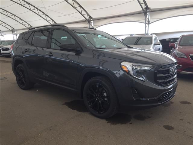 2019 GMC Terrain SLE (Stk: 176516) in AIRDRIE - Image 1 of 28