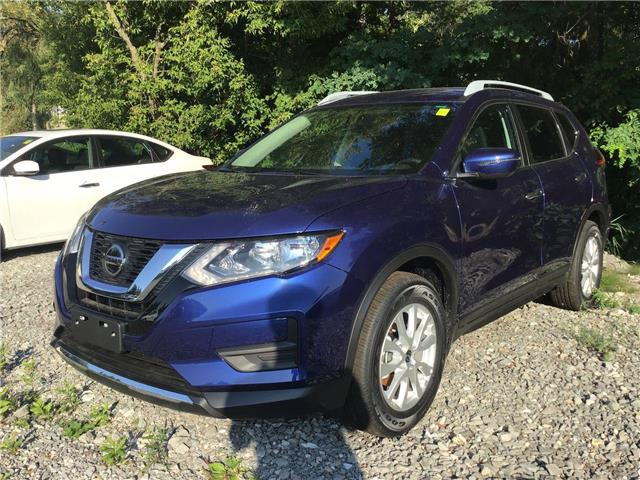 2020 Nissan Rogue S (Stk: A8265) in Hamilton - Image 1 of 4