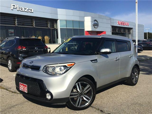 2014 Kia Soul SX Luxury (Stk: T8297) in Hamilton - Image 1 of 25