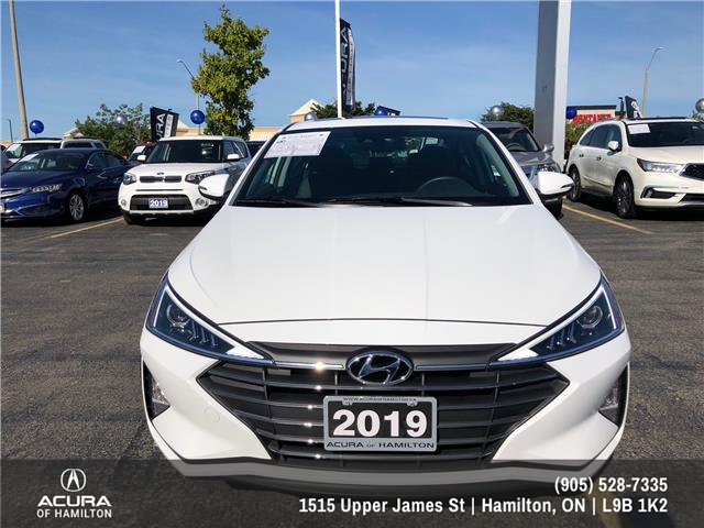 2019 Hyundai Elantra Luxury (Stk: 1900331) in Hamilton - Image 2 of 30