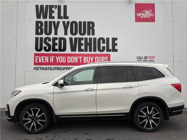 2019 Honda Pilot Touring (Stk: H04685) in North Cranbrook - Image 2 of 11