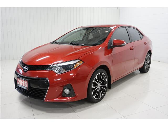 2015 Toyota Corolla S (Stk: A20038A) in Sault Ste. Marie - Image 1 of 22