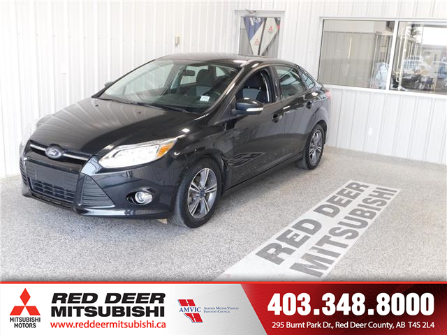 2014 Ford Focus SE (Stk: T198481A) in Red Deer County - Image 1 of 17