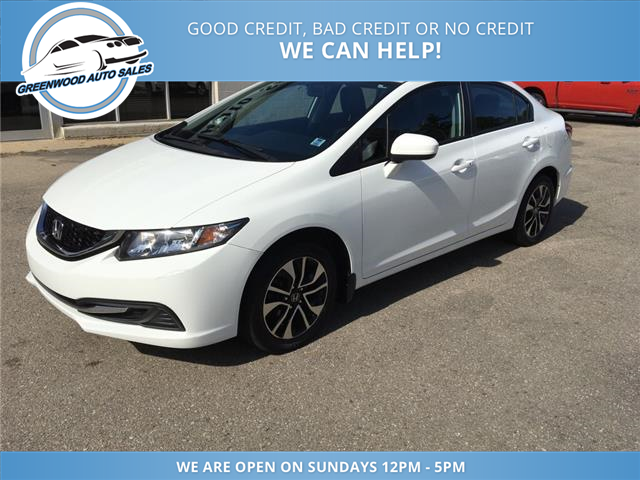 2015 Honda Civic EX (Stk: 15-11636) in Greenwood - Image 2 of 17