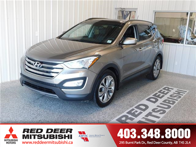 2015 Hyundai Santa Fe Sport 2.0T Premium (Stk: L8484) in Red Deer County - Image 1 of 15