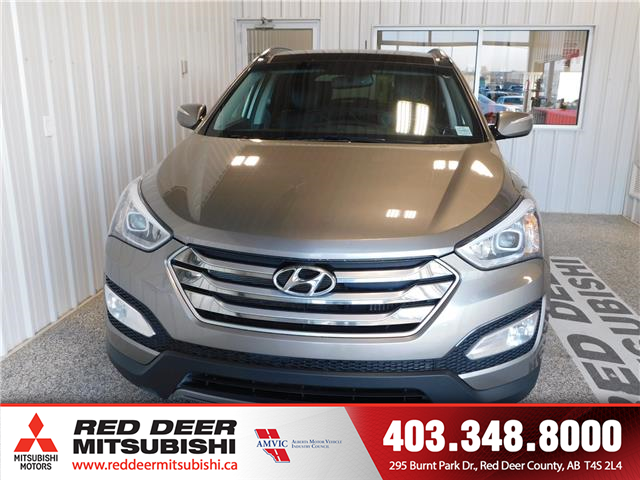 2015 Hyundai Santa Fe Sport  (Stk: L8484) in Red Deer County - Image 2 of 15
