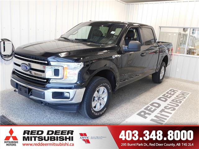 2018 Ford F-150  (Stk: L8426A) in Red Deer County - Image 1 of 13