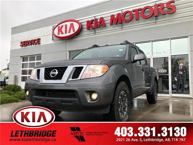 2019 Nissan Frontier PRO-4X (Stk: P2546) in Lethbridge - Image 1 of 18