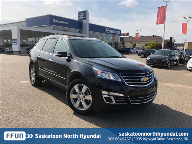 2017 Chevrolet Traverse Premier (Stk: 39008A) in Saskatoon - Image 1 of 30