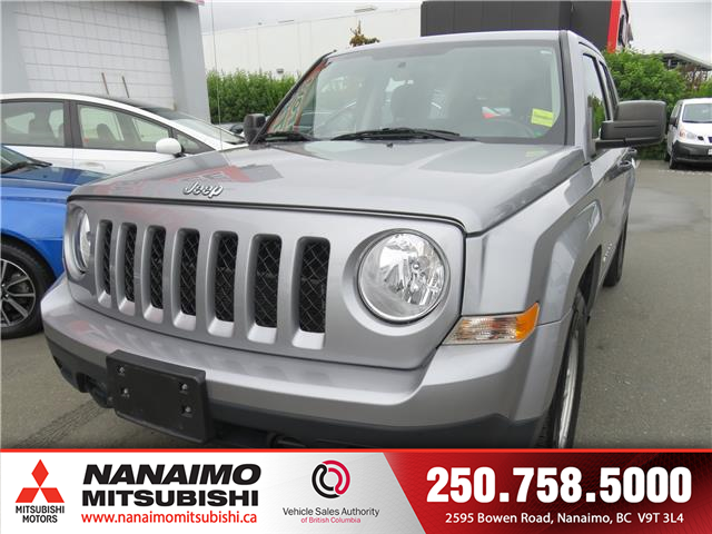 2014 Jeep Patriot Sport/North (Stk: 9T3863B) in Nanaimo - Image 1 of 10