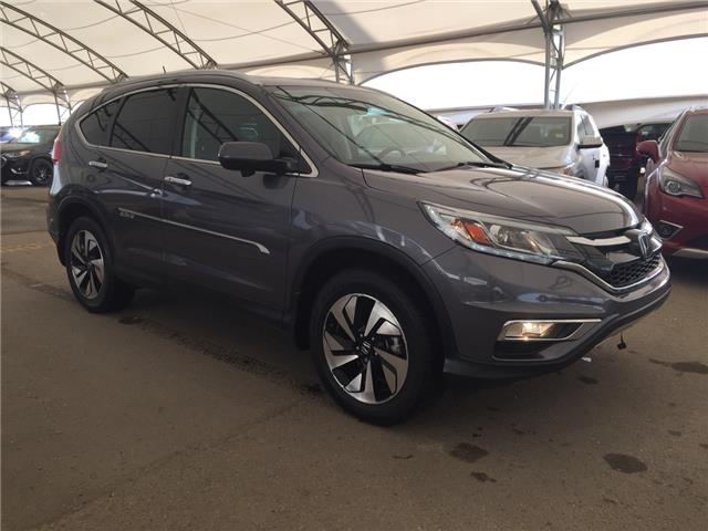 2016 Honda CR-V Touring (Stk: 178518) in AIRDRIE - Image 1 of 31