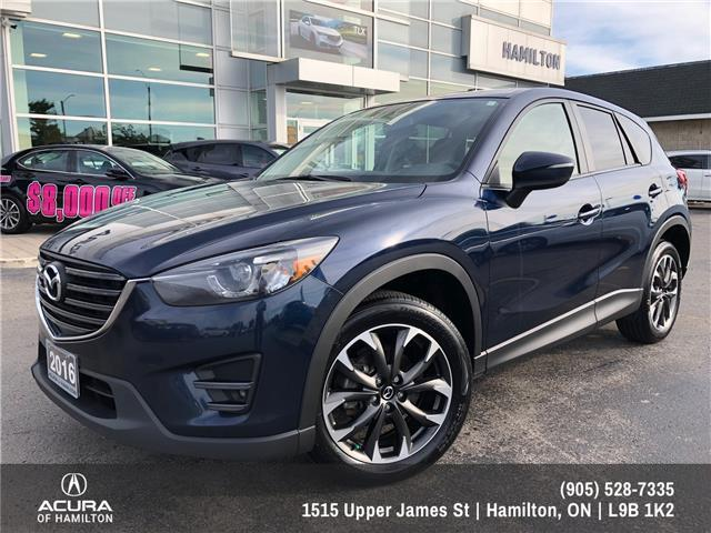 2016 Mazda CX-5 GT (Stk: 1600062) in Hamilton - Image 1 of 27