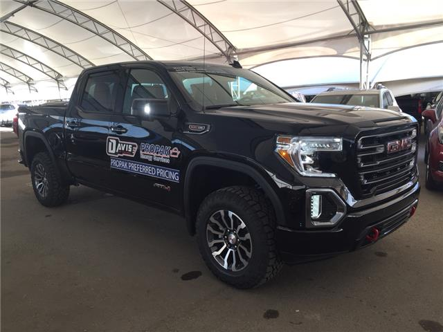 2020 GMC Sierra 1500 AT4 (Stk: 178428) in AIRDRIE - Image 1 of 41