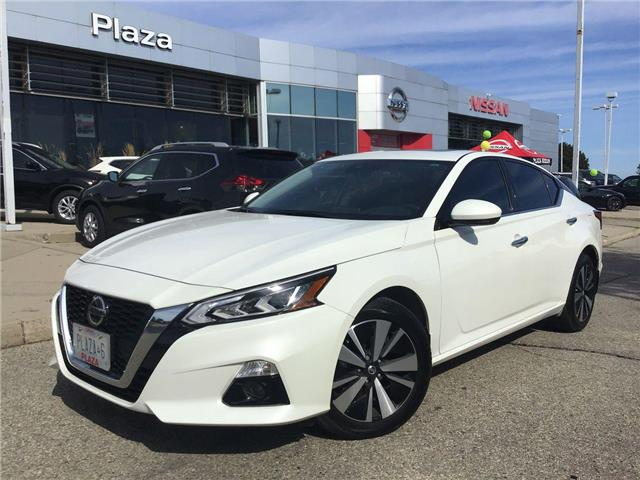 2019 Nissan Altima 2.5 SV (Stk: A7643) in Hamilton - Image 1 of 25