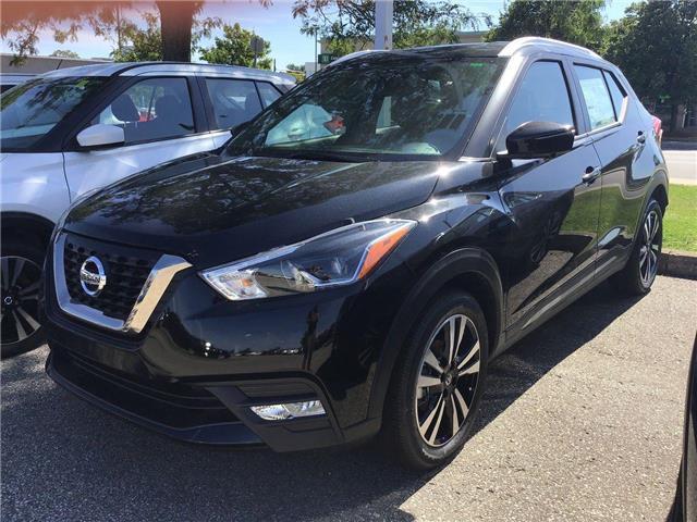 2019 Nissan Kicks SR (Stk: A8279) in Hamilton - Image 1 of 4