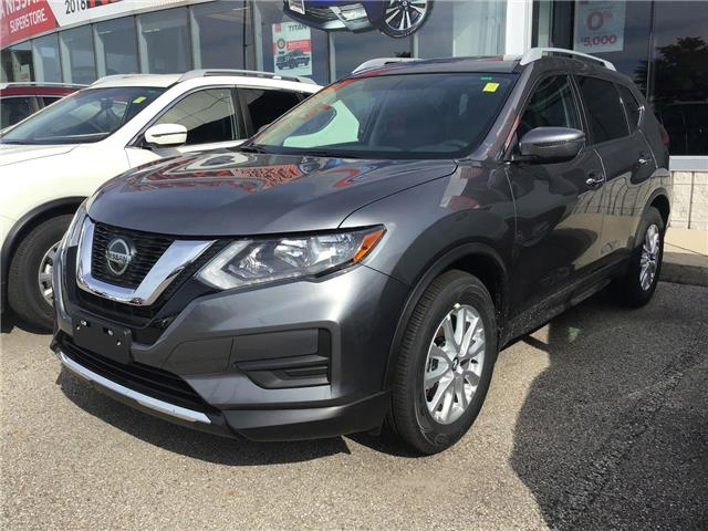 2020 Nissan Rogue S (Stk: A8305) in Hamilton - Image 1 of 4