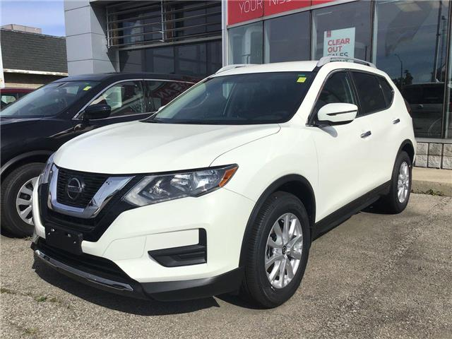 2020 Nissan Rogue S (Stk: A8266) in Hamilton - Image 1 of 4