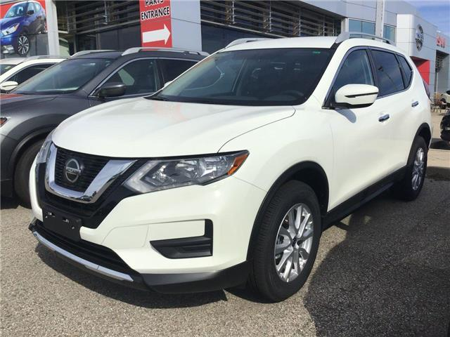 2020 Nissan Rogue S (Stk: A8318) in Hamilton - Image 1 of 4
