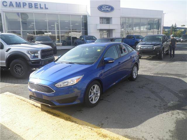 2018 Ford Focus SE (Stk: 1816170) in Ottawa - Image 1 of 9