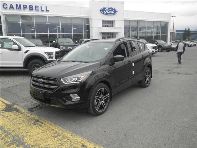 2019 Ford Escape SEL (Stk: 1913490) in Ottawa - Image 1 of 12
