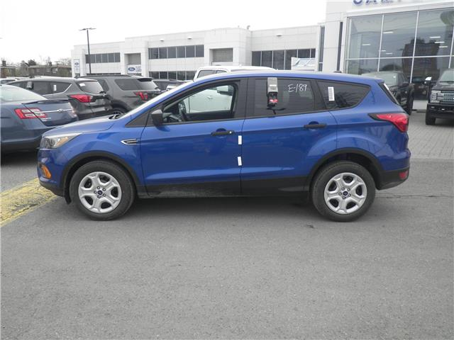 2019 Ford Escape S (Stk: 1914430) in Ottawa - Image 2 of 11