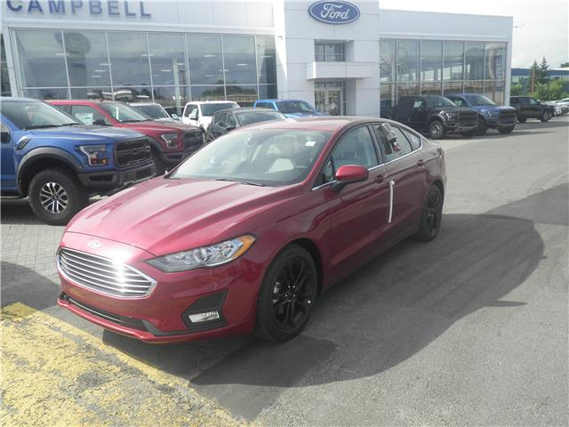 2019 Ford Fusion SE (Stk: 1916110) in Ottawa - Image 1 of 12