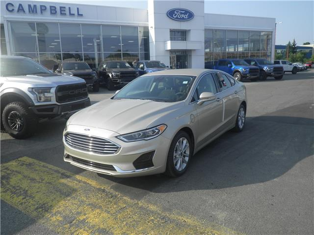 2019 Ford Fusion Energi SEL (Stk: 1916880) in Ottawa - Image 1 of 11