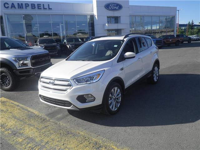 2019 Ford Escape SEL (Stk: 1917210) in Ottawa - Image 1 of 11