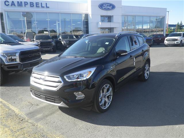 2019 Ford Escape Titanium (Stk: 1917350) in Ottawa - Image 1 of 11
