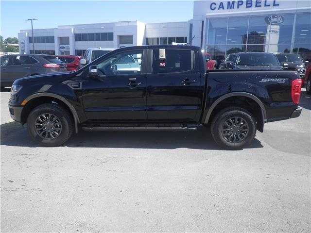 2019 Ford Ranger Lariat (Stk: 1917640) in Ottawa - Image 2 of 12