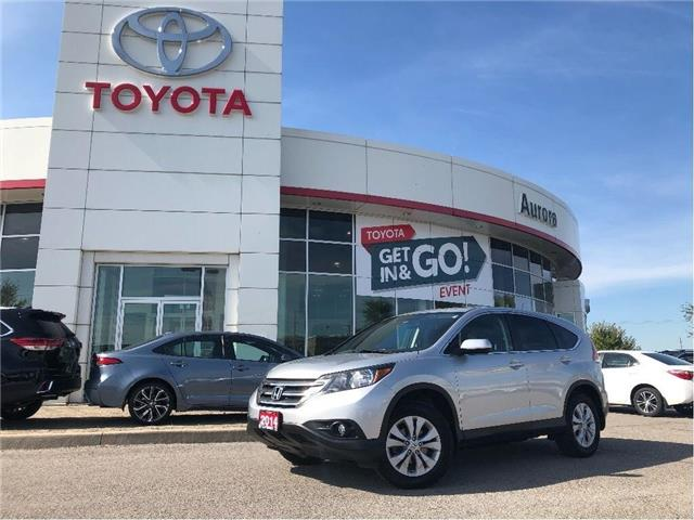 2014 Honda CR-V EX-L (Stk: 312391) in Aurora - Image 1 of 24